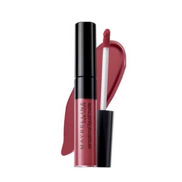 Son Kem Lì Maybelline Sensational Liquid Matte