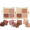 Bảng Phấn Mắt 4 Ô Merzy The Heritage Shadow Palette