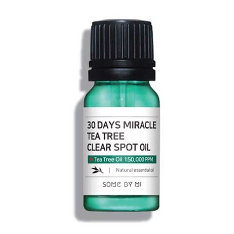 Tinh Dầu Tràm Trà Some By Mi 30 Days Miracle Tea Tree Clear Spot Oil