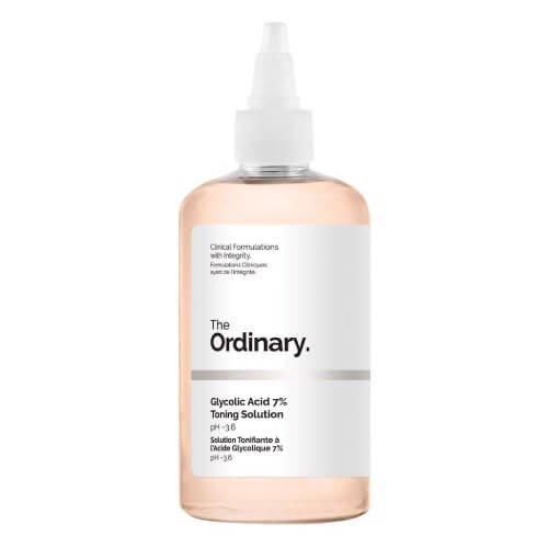 Nước Hoa Hồng Tẩy Da Chết The Ordinary Glycolic Acid 7% Toning Solution
