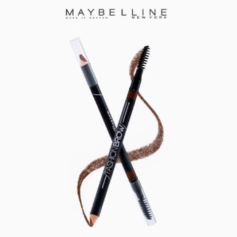 Chì Kẻ Mày 2 Đầu Maybelline Fashion Brow Shaping Pencil