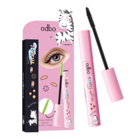 Mascara Làm Dày Mi Odbo Joyful Collection Mascara