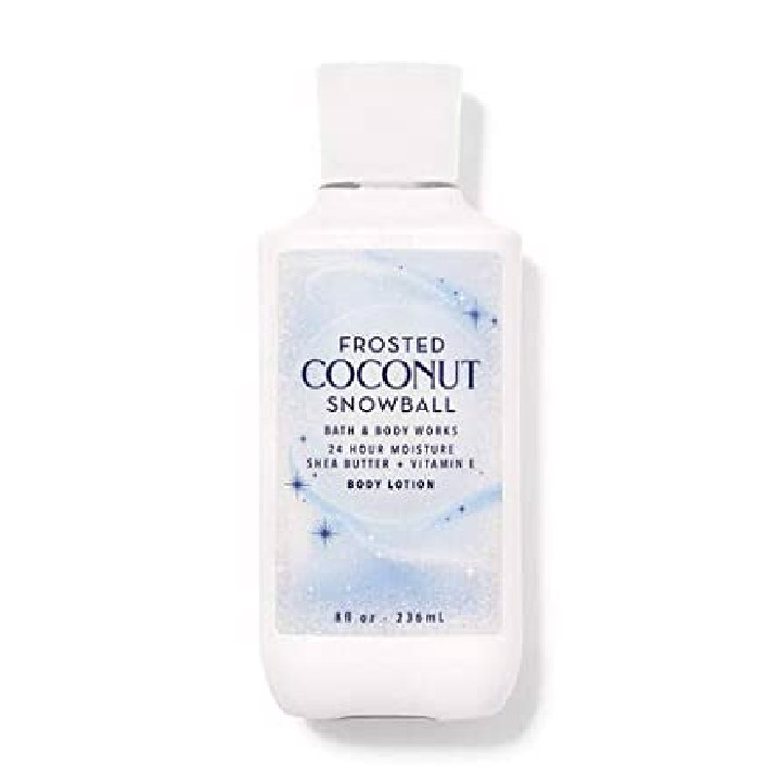 Sữa Dưỡng Thể Bath & Body Works Frosted Coconut Snowball Body Lotion