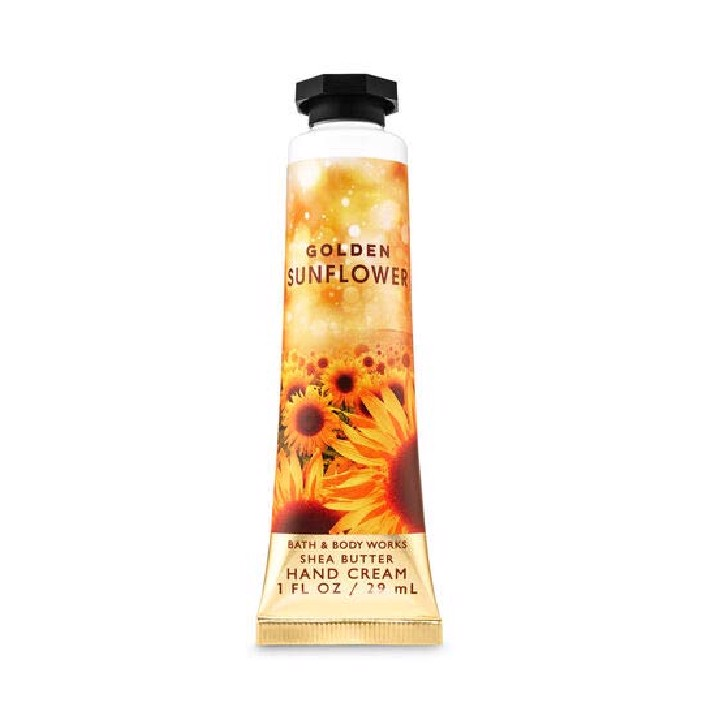Kem Dưỡng Da Tay Bath & Body Works Golden Sunflower Hand Cream