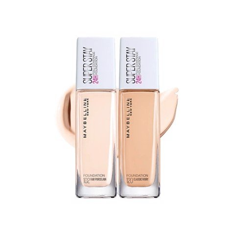 Kem Nền Che Phủ Chống Trôi Maybelline Super Stay Full Coverage Liquid Foundation