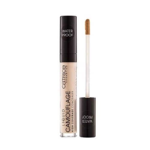 Kem Che Khuyết Điểm Cao Catrice Liquid Camouflage High Coverage Concealer