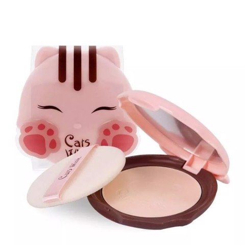 Phấn Phủ Tony Moly Cats Wink Clear Pact