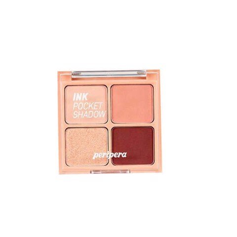 Phấn Mắt 4 Ô Peripera Ink Pocket Shadow Palette