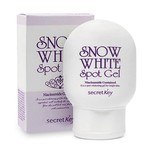 Gel Trị Thâm Secret Key Snow White Spot Gel