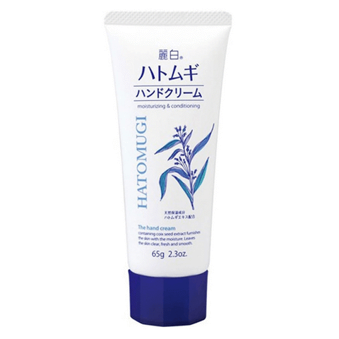 Kem Dưỡng Da Tay Hatomugi Moisturizing & Conditioning The Hand Cream