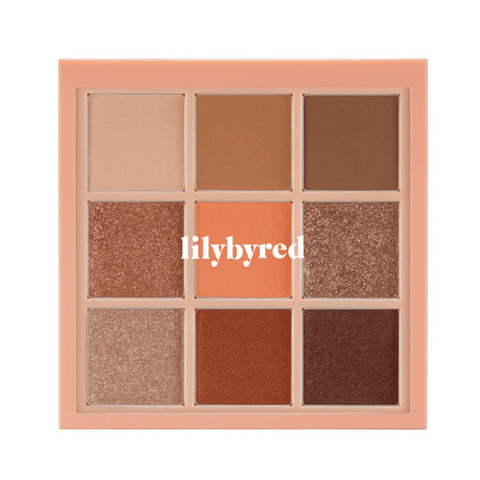 Bảng Phấn Mắt Lilybyred Mood Cheat Kit