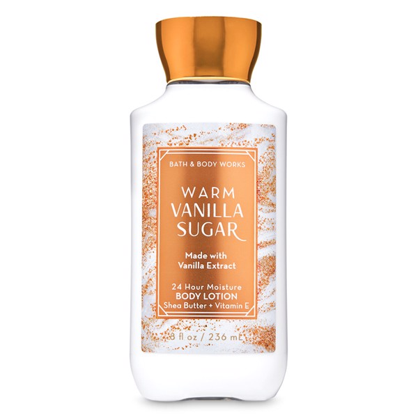 Sữa Dưỡng Thể Bath & Body Works Warm Vanilla Sugar Body Lotion