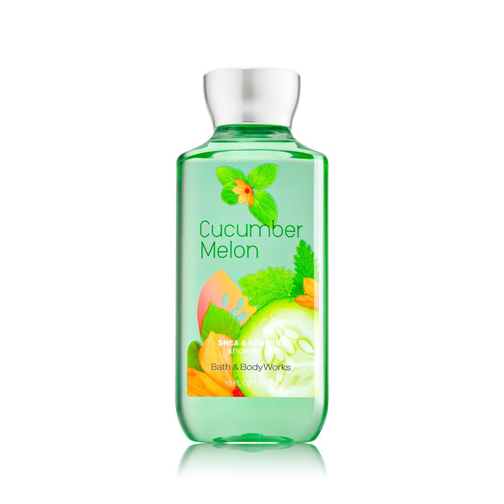Sữa Tắm Bath & Body Works Cucumber Melon Flower Shower Gel