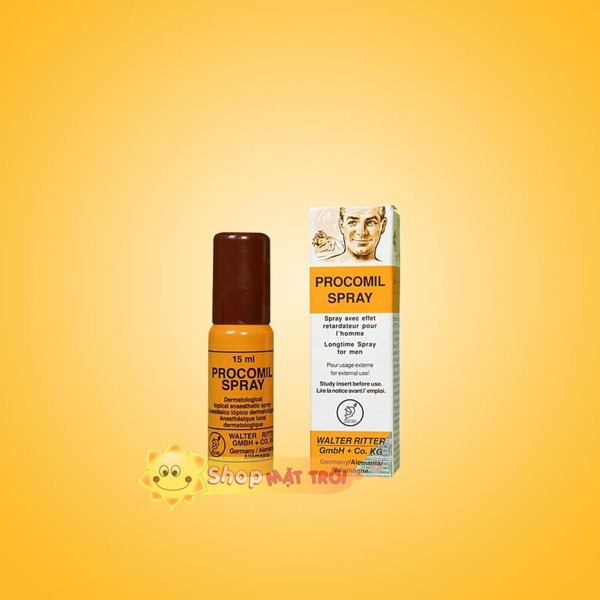 Chai xịt Procomil Spray 15ml