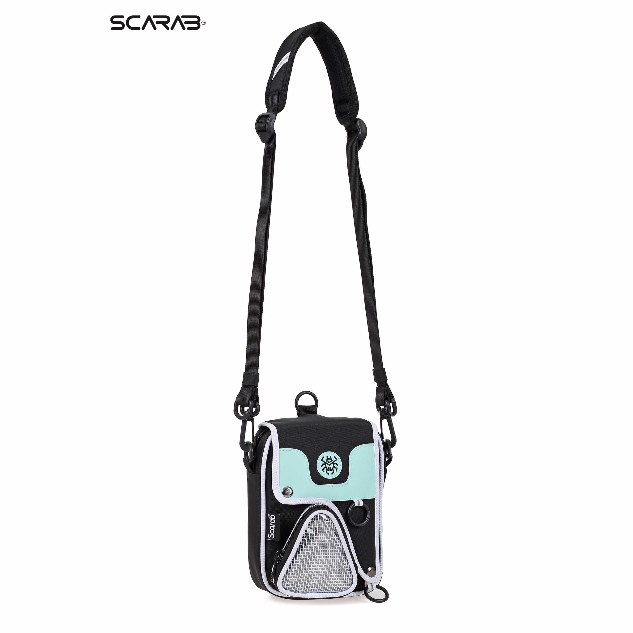 SOLID™ REFLECTIVE POUCH BAG