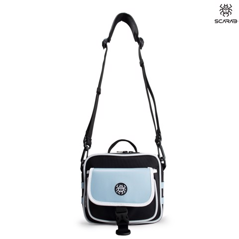 Scarab Letter Shoulder Bag