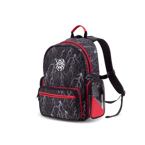Scarab Estate Backpack Reflective Thunder Red