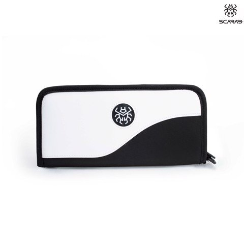 Scarab Modish Long Wallet