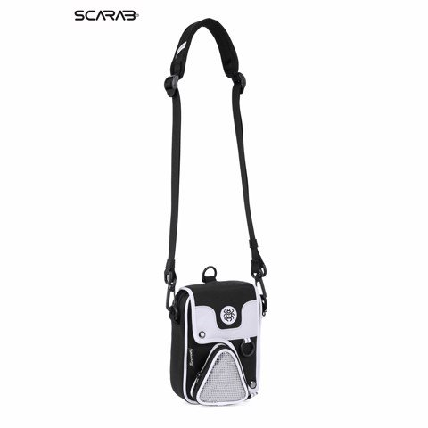 Solid Shapes Pouch Bag