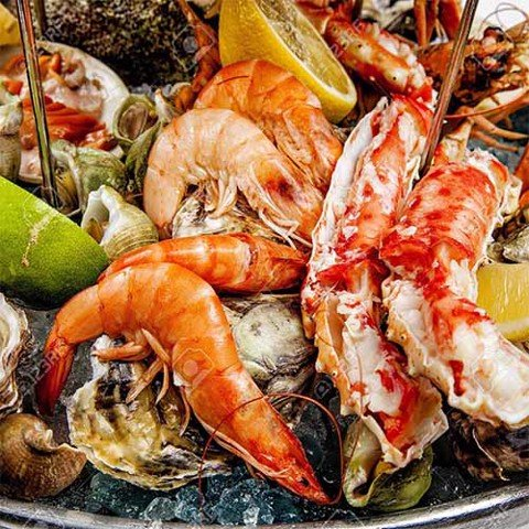 Seafood Mix - Lẩu Hải sản Hải Nam - 500g