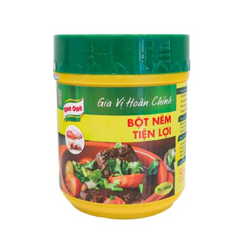 Bột Nêm Tiện Lợi one one - 500g