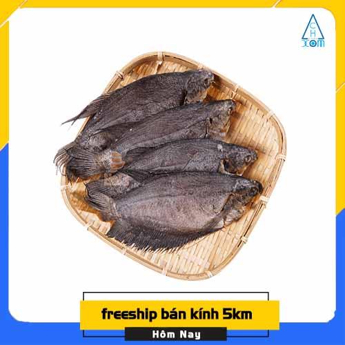 Khô Cá Sặc Bổi 1 Nắng Kim Loan - 500g