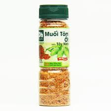 Muối tôm ớt kiểu Tây Ninh 120g