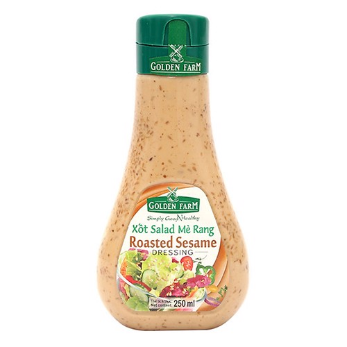 Sốt Salad me rang G-farm 250 ml