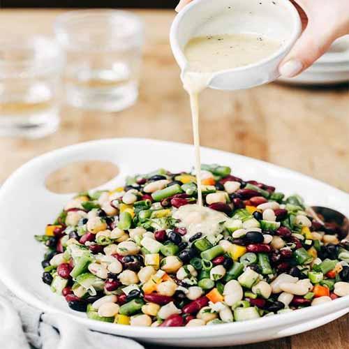 Xốt Salad Mè Đen - 300g