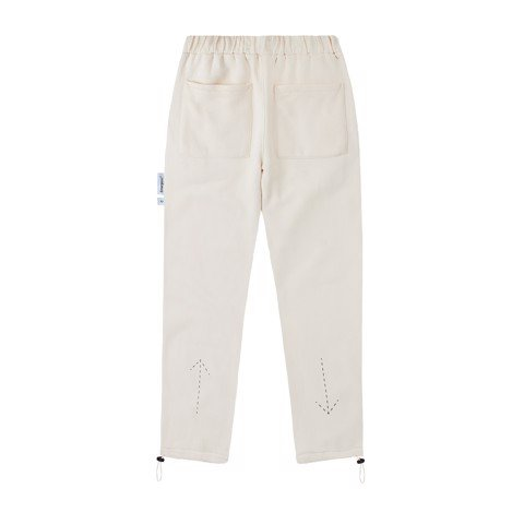 EMC Sweatpants - Cream