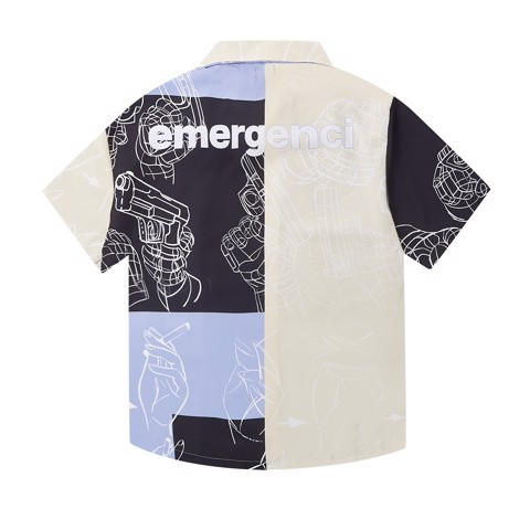 Shooting Shirt - Cream