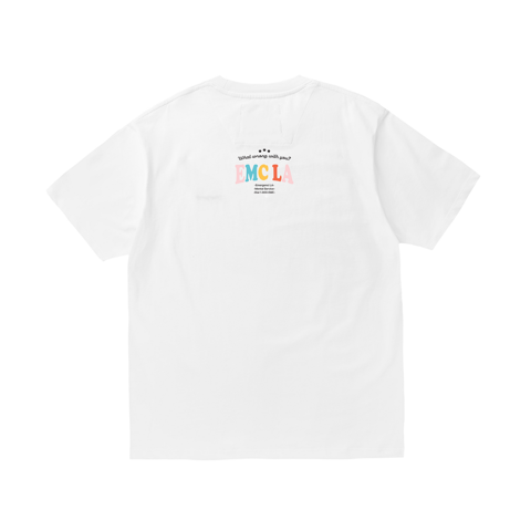 EMC Mental T-shirt - White