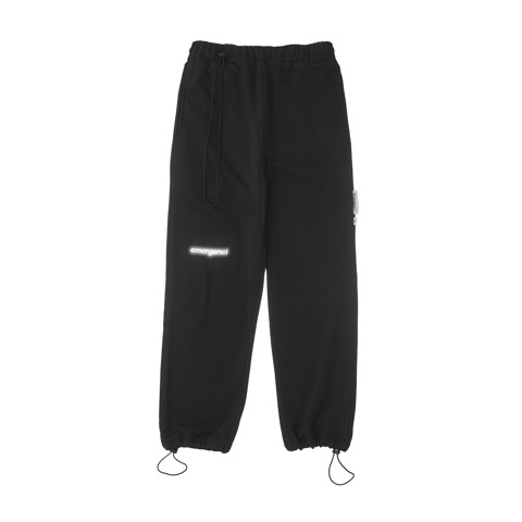 EMC Sweatpants - Black