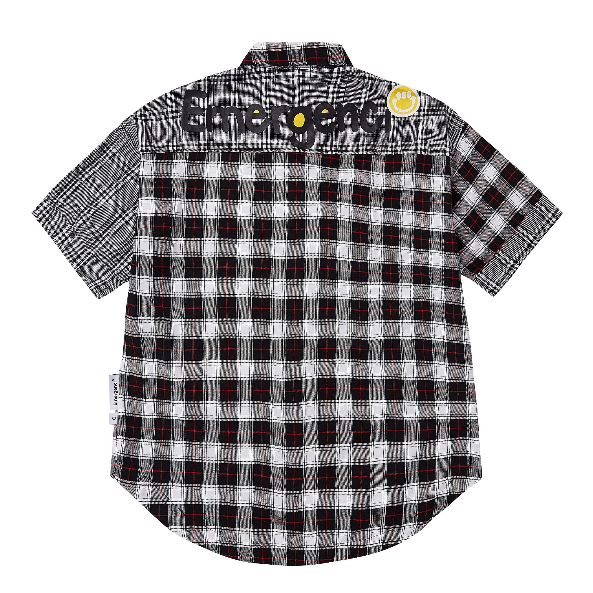 EMC Arrow Patchwork Shirt