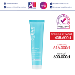 Chấm mụn Paula's Choice Clear Regular Strength Daily Skin Clearing Treatment 2,5% Benzoyl Peroxide 67ml (Nhập khẩu)