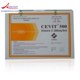 Cevit 500 Vitamin C 500Mg/5Ml Vidipha (H/100O/5Ml)
