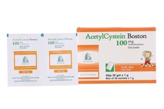 Acetylcystein 100mg Boston (H/30g)