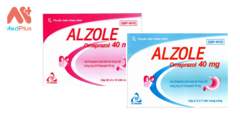 Alzole Omeprazol 40Mg Tv.Pharm (H/30V)