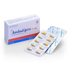 Amlodipin 5mg Domesco (H/30v)