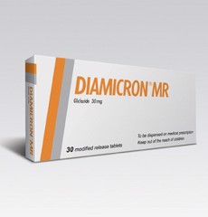 Diamicron Mr 30Mg Servier (H/60V)