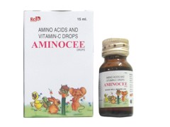 Aminocee Tablets Indian (C/15Ml)(Date Cận)