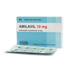 Amilavil 10Mg Hasan (H/60V)