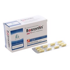 Bosrontin Gapapentin 300Mg Boston (H/100V)