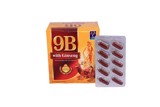 9B With Ginseng - Merck Usa (H/100V)