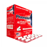 Phaanedol Plus Extra Strength Usa Nic (H/180V) (Đỏ)