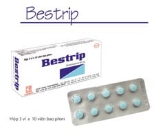 Bestrip Pharmedic (H/30V)