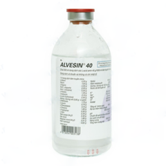 Alvesin 40 - Berlin (C/250Ml)
