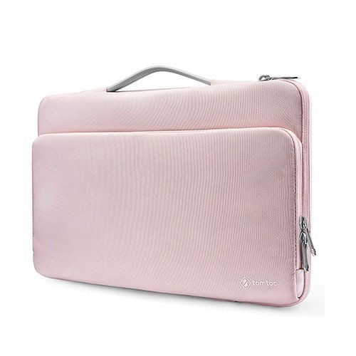 "Túi Xách Chống Sốc Tomtoc (USA) Briefcase Macbook Pro 13"" New Pink A14"