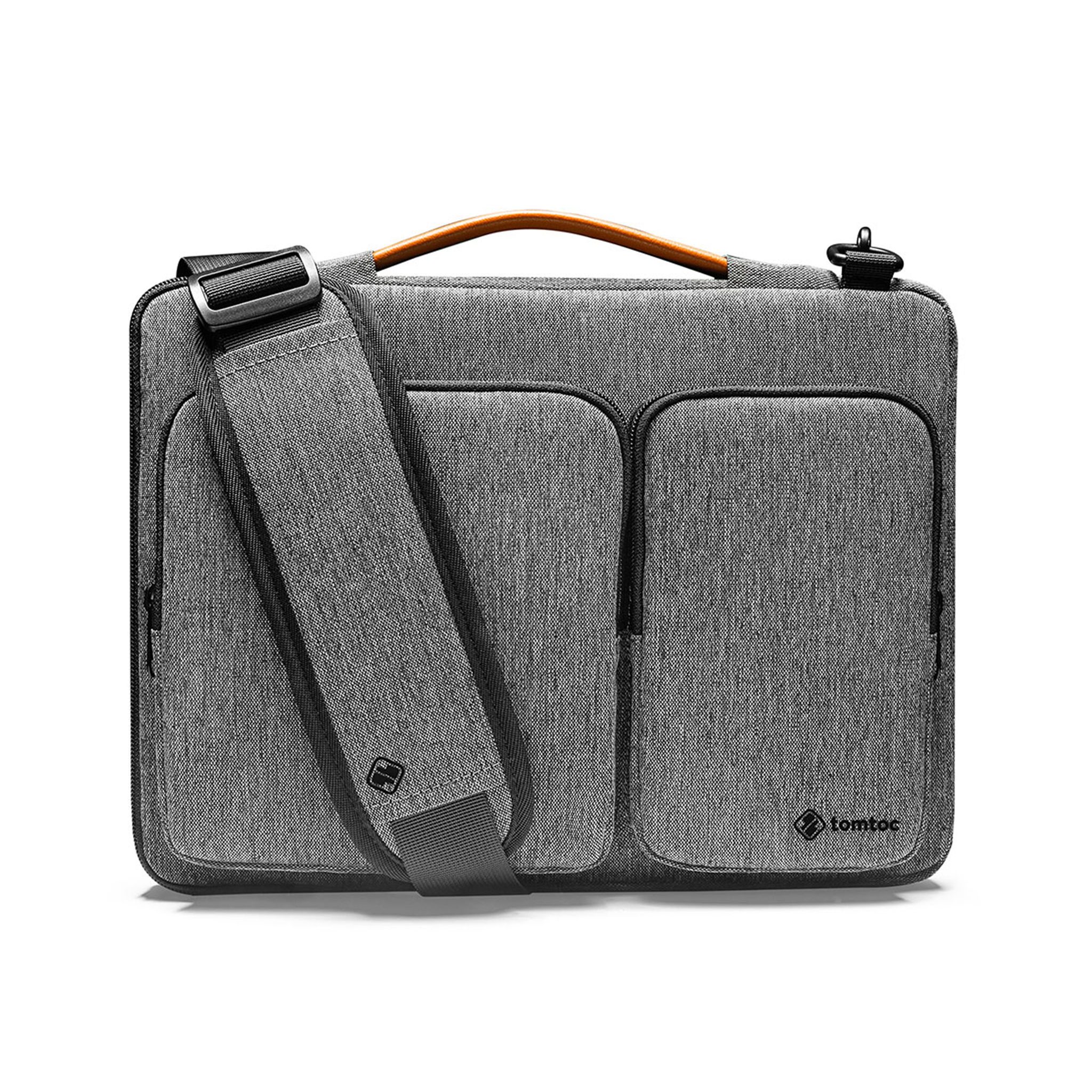 Túi Đeo Tomtoc (USA) 360* Shoulder Bags Macbook Pro 13″ New/Macbook Air 13″ 2019