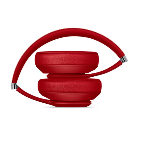 Beats Studio 3 Wireless Over‑Ear Headphones — Red